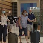 Airlines see busiest travel day since March