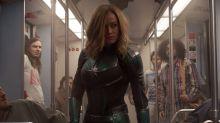 Capitana Marvel hace historia con una taquilla de $455 millones