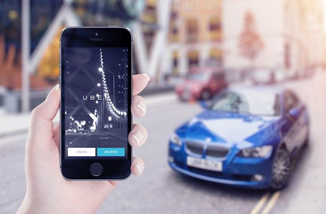 Uber is using smartphone data to alert it to bad drivers