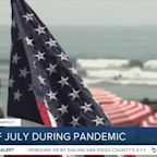 4th of July during the pandemic