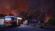Australia Firefighters Battle Blazes, Brace for Worse
