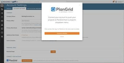 Autodesk Integrates BuildingConnected with PlanGrid to Streamline Workflows Between Preconstruction and Field Teams