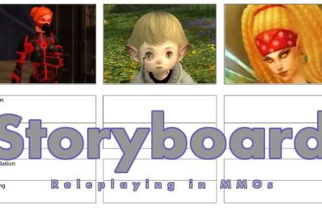 Storyboard: An event with a touch of plot