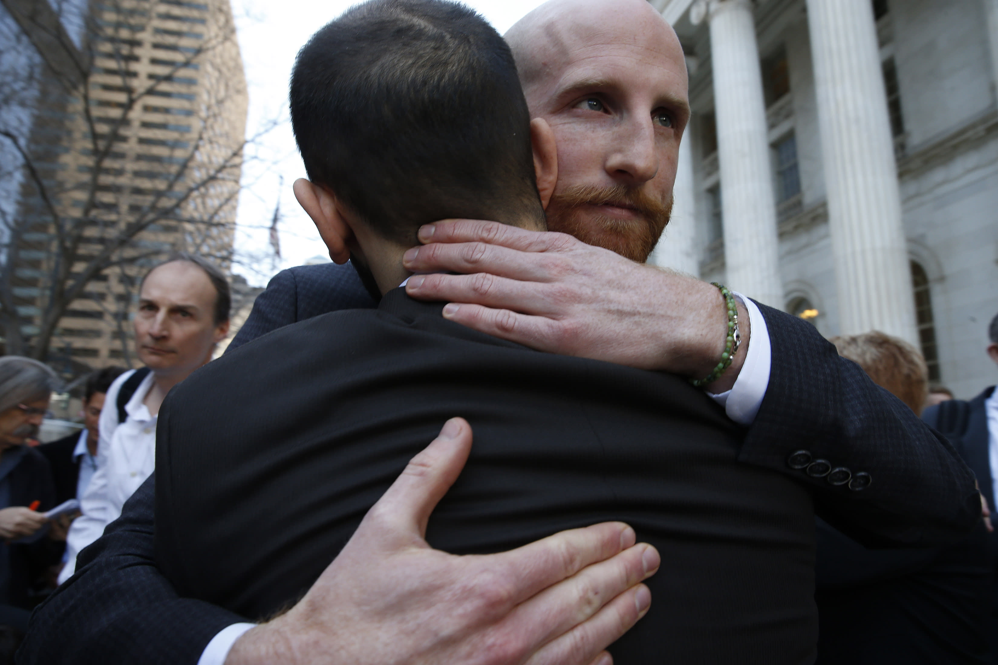 Gay marriage declared legal across the us in historic supreme court ruling