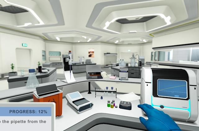 Google's Daydream science labs bring STEM experiments to VR