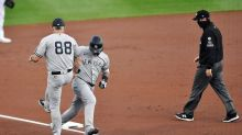 García 1st MLB win, Yankees end 5-game skid, top Blue Jays