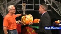 The Pumpkin Picasso carves up Halloween fun