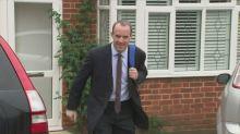 Dominic Raab: UK will keep its nerve in Brexit talks
