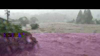 Severe floods sweep Japan
