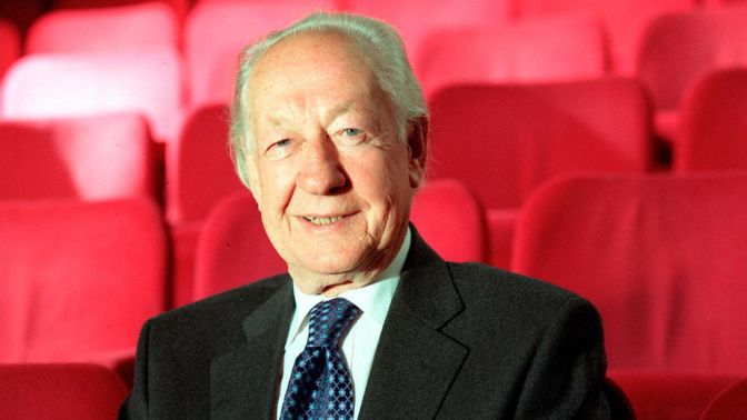 Brian Matthew hosts his last Sounds of the 60s: 'That's your lot'