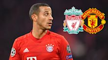 Liverpool and Man Utd trying to blackmail Bayern Munich over Thiago – Hoeness