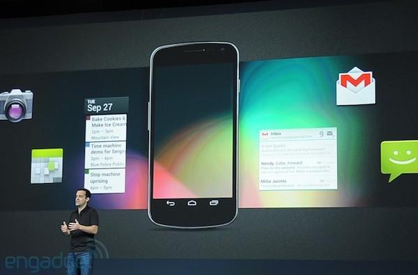 Jelly Bean pre-release for Verizon Galaxy Nexus now available from Google
