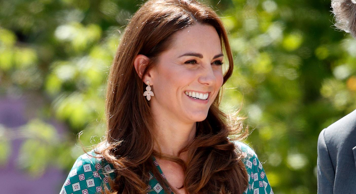 Duchess of Cambridge's £8 earrings are back in stock