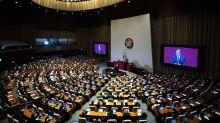 Corée du Sud : une jeune députée traitée de « call-girl » pour avoir porté une robe à l'Assemblée