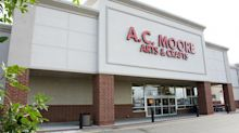 Nine local A.C. Moore stores are closing, laying off 259 employees