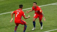 Chile into Confederations Cup semis after draw with profligate Australia