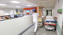 Belgique: l'hôpital de Liège au pied du mur face au Covid-19