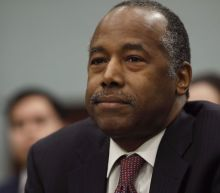 Grown man Ben Carson blames his wife for the $31,000 dining room set