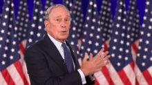 Bloomberg: 'Why the hell would we hire Donald Trump for another four years?'