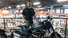 Milwaukee Harley-Davidson GM Goran Zadrima: LiveWire 'sounds like a speeder from Star Wars'