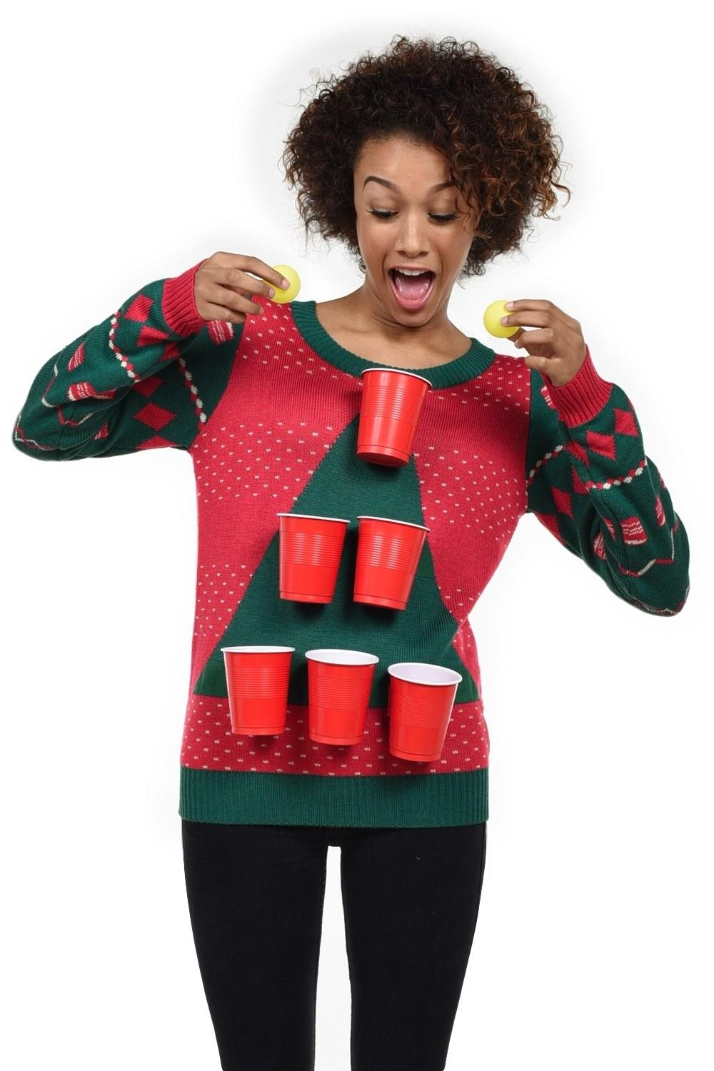 The Craziest Ugly Christmas Sweaters You Can Actually Buy ...