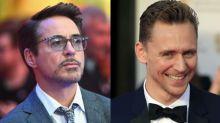 Robert Downey Jr Ribs Tom Hiddleston Over Taylor Swift