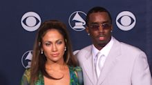 Jennifer Lopez opens up about dating Sean 'Diddy' Combs and Ben Affleck: 'It was crazy'