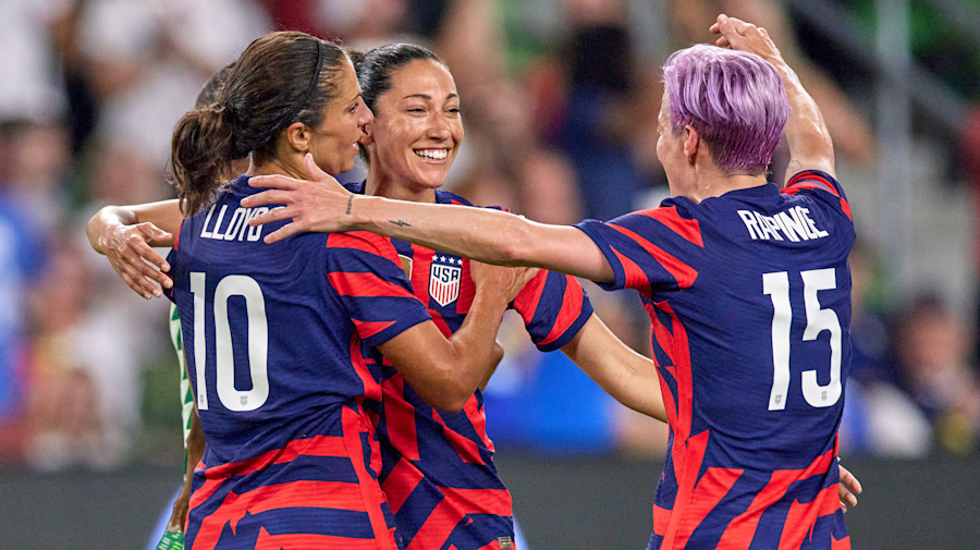 USWNT is bringing a loaded roster to Olympics