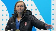 Ledecky wins again at nationals, on pace for busy worlds
