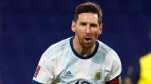 Argentina vence 1-0 a Ecuador con gol de Messi en inicio de eliminatorias para el Mundial