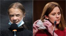 Greta Thunberg Chides Amy Coney Barrett For Her Weak Stance On Climate Change