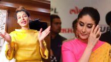 Payal Rohatgi makes fun of Kareena Kapoor Khan for supporting Rhea Chakraborty