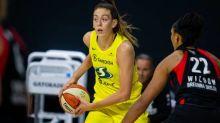 Basket - WNBA - Finale - WNBA (finale): Stewart porte Seattle à un premier succès contre Las Vegas