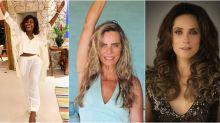 As famosas com mais de 60 anos que esqueceram de envelhecer