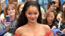 Rihanna Opens Up About Dressing for Her 'Fluctuating Body Type'