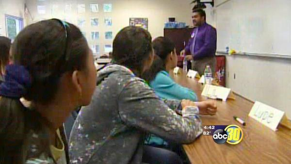 Merced Co. project to decrease HS dropout rate