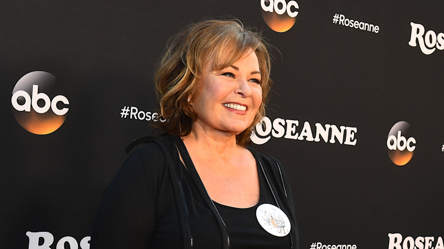 Roseanne breaks down during interview and says she's 'lost everything'