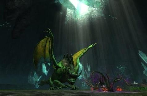 RIFT sends players back in time to fight dragons