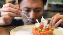 Nicholas Tse is looking for new culinary talents