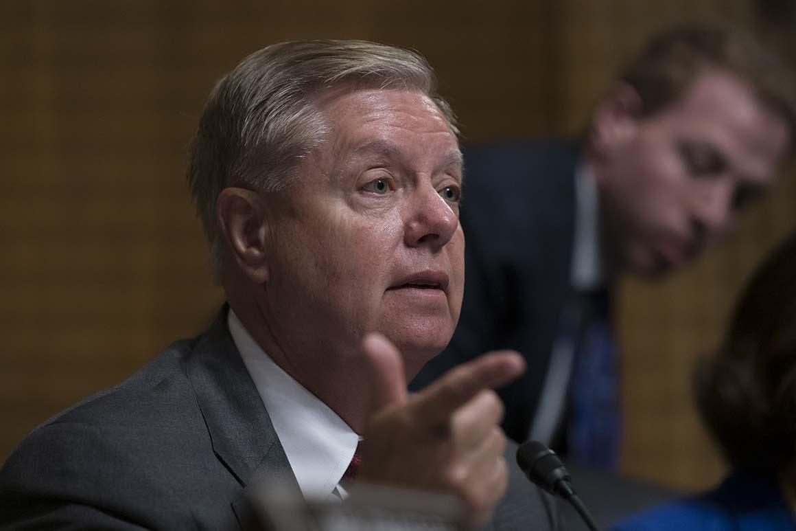 Lindsey Graham decries whistleblower complaint as 'all hearsay'