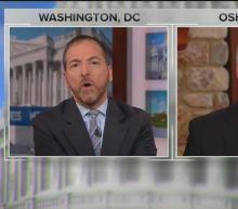 Chuck Todd Confronts GOP Senator: You Blame 'Everybody' but Trump on Ukraine Scandal