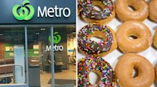 Woolworths launches trial of Krispy Kreme - but only in these stores