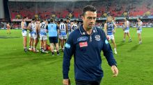 Day of contrasts for AFL's Scott brothers