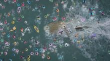 Yes, 'The Meg' is well aware of that other little shark movie 'Jaws'
