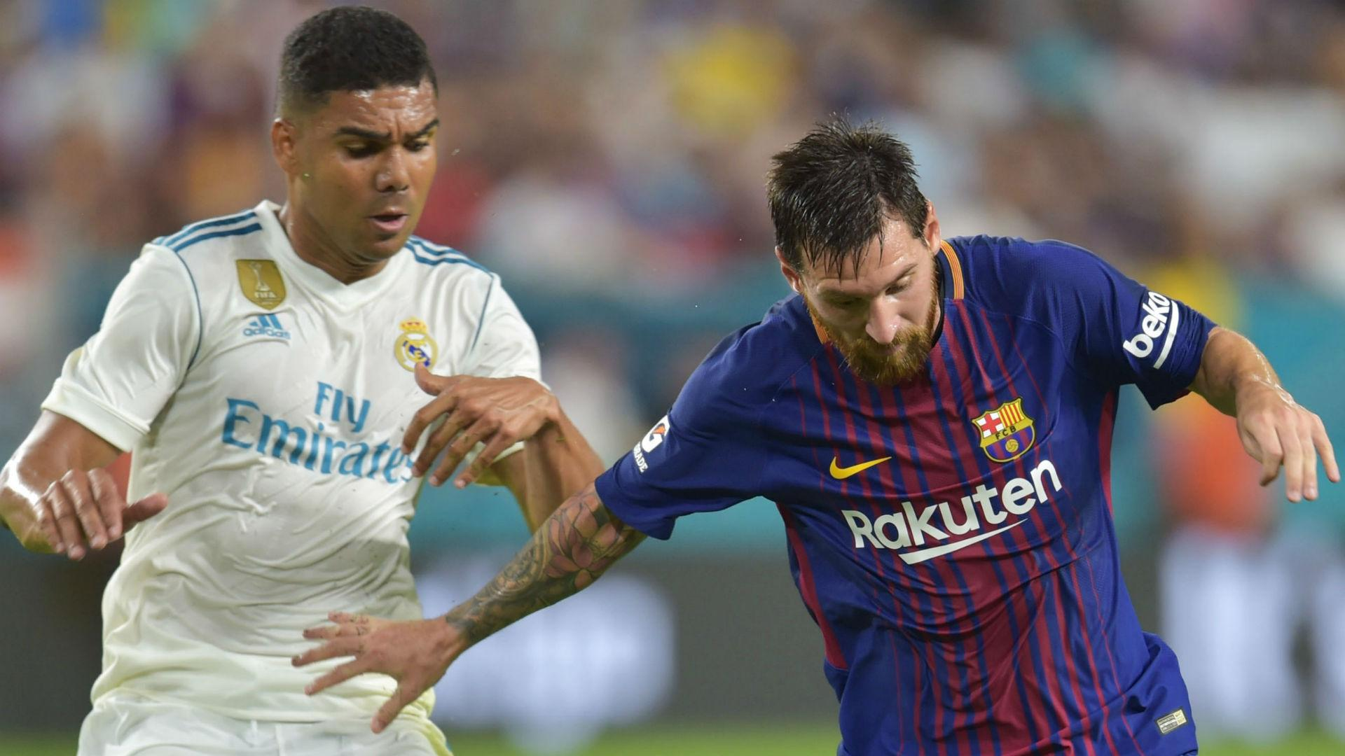 Barcelona Amp Real Madrid Team News Injuries Suspensions