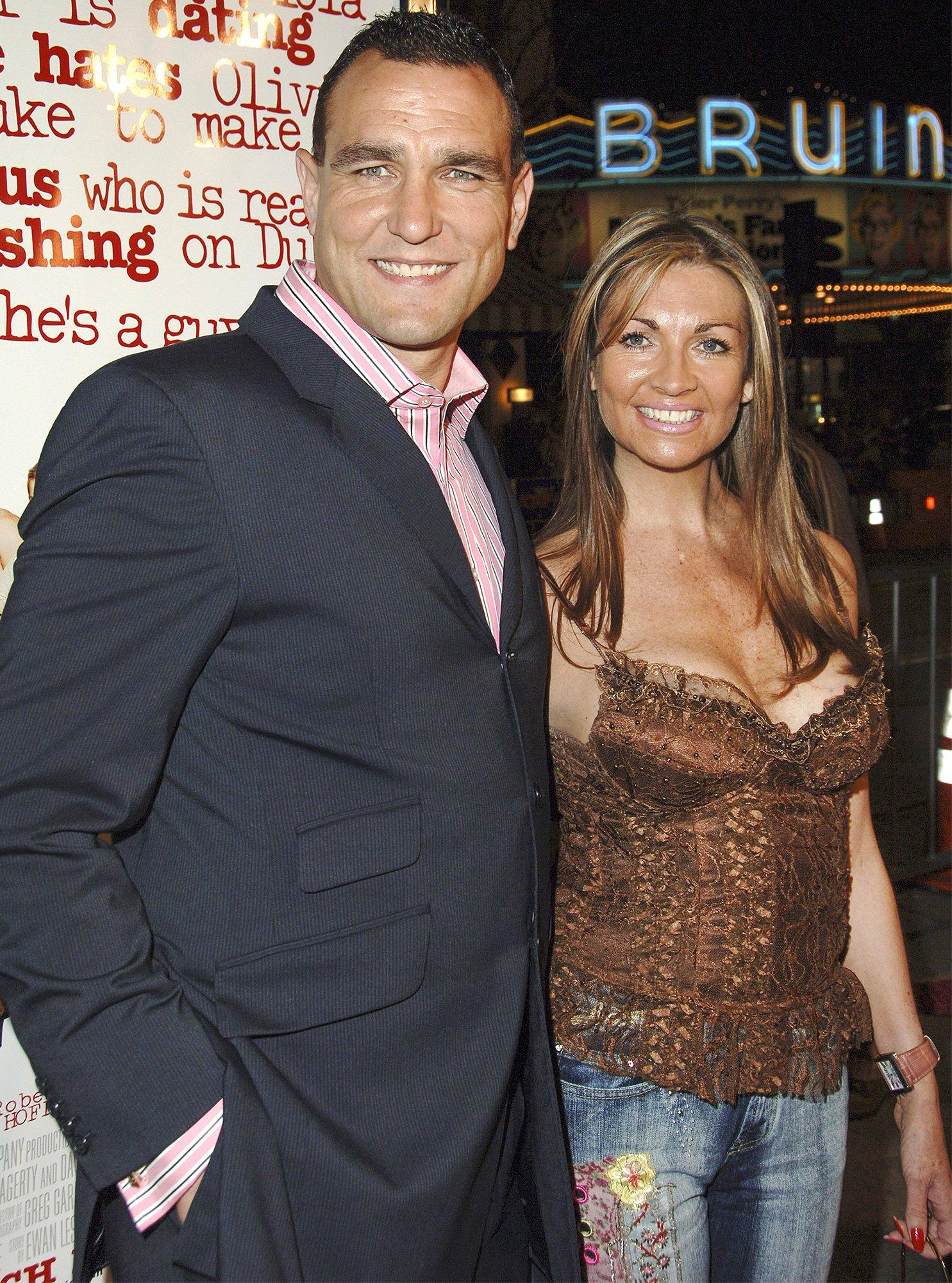 Actor Vinnie Jones Wife Tanya 53 Dies Peacefully In Their L A Home