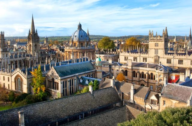 Google is partnering with Oxford University to improve its A.I.