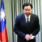 Taiwan foreign minister calls for 'genuine' elections in Hong Kong