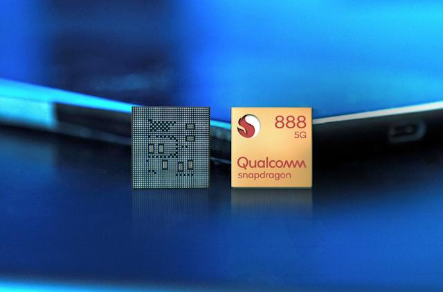 Future Snapdragon phones can get up to four years of security updates