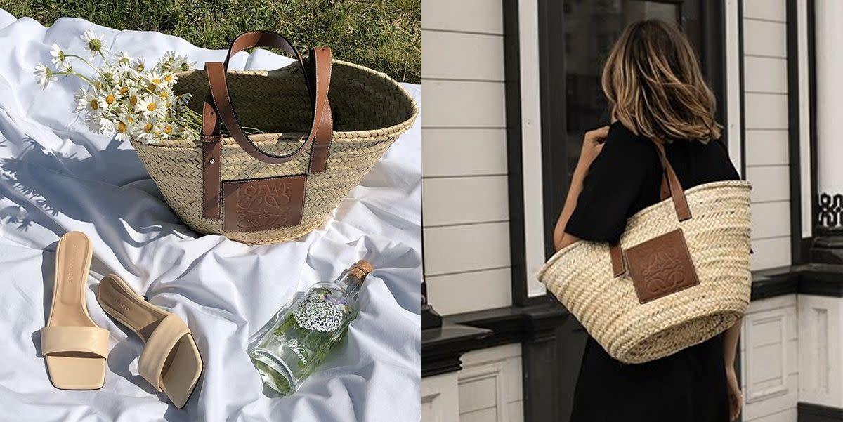 We just found a £35 dupe of Loewe's cult-status basket bag